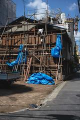 街 (fumi*23) Tags: ilce7rm3 sony street sonnar sel35f28z sonnartfe35mmf28za a7r3 alley japan osaka kyobashi emount 35mm construction architecture 大阪 京橋 ソニー 路地