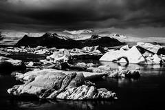 Island2018_BW0803 (schulzharri) Tags: iceland island schwarz weis black white landscape landschaft nord stein stone rock felsen eis ice