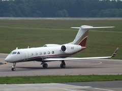 N1Z Gulfstream G450 (Wilmington Trust Co Trustee) (Aircaft @ Gloucestershire Airport By James) Tags: luton airport n1z gulfstream g450 wilmington trust co trustee bizjet eggw james lloyds
