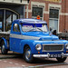 1954 Volvo PV544 P Pick-up