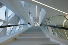 Belgium, Antwerpen (Claudine Daemen) Tags: belgium belgique antwerpen design architecture stairs