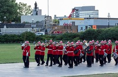 P7182400 (Copy) (pandjt) Tags: tattoo army uniform military parade retreat brass parliamenthill fortissimo militaryband canadianarmy ceremonialuniform bandoftheroyalhamiltonlightinfantry fortissimo2019