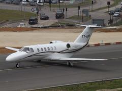 T7-APP Cessna Citation CJ2+ (ArtJet Ltd) (Aircaft @ Gloucestershire Airport By James) Tags: luton airport t7app cessna citation cj2 artjet ltd bizjet eggw james lloyds