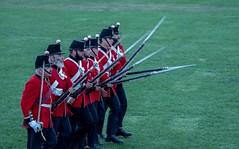 P7182605 (Copy) (pandjt) Tags: canadianarmy army brass ceremonialuniform fortissimo fortissimo2019 military militaryband tattoo retreat parade parliamenthill uniform ottawa tchaikovsky's1812overture royalhamiltonlightinfantry wentworthregiment 13thbattalionceremonialguard musket reenactor