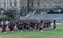 P7182273 (Copy) (pandjt) Tags: tattoo army uniform military parade retreat brass parliamenthill pipers canadianarmedforces fortissimo militaryband canadianarmy massedpipesanddrums ceremonialuniform fortissimo2019