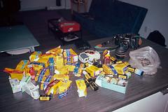 (Just A Stray Cat) Tags: kodak ektar 100 film rol rolls canon wp1 as1 a1 prime d5 autoboy nikon f501 n2020 f12 50mm 20mm 20 50 35mm 35 mm analog analogue olympus stylus epic mju ii mjuii