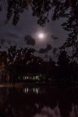 Luna llena - Arroyo Toro - Delta de Tigre (peichvasquez79) Tags: lunallena fullmoon nikon d3200 arroyo delta tigre paisaje landscape