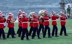 P7182413 (Copy) (pandjt) Tags: tattoo army uniform military parade retreat brass parliamenthill fortissimo militaryband canadianarmy ceremonialuniform bandoftheroyalhamiltonlightinfantry fortissimo2019