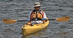 Liquid Logic (Scott 97006) Tags: paddle man river water kayak lifevest