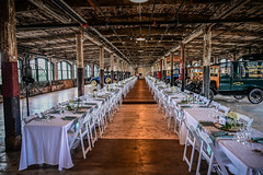 A Wedding Reception at Ford Piquette Avenue Plant Detroit MI (mbell1975) Tags: detroit michigan unitedstatesofamerica a wedding reception ford piquette avenue plant mi us usa american america museum ave factory automobile auto vehicle motor company motors antique historic