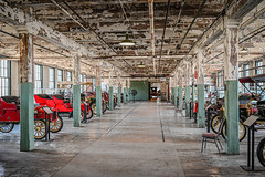 Antique Automobiles at Ford Piquette Avenue Plant Detroit MI (mbell1975) Tags: detroit michigan unitedstatesofamerica antique automobiles ford piquette avenue plant mi us usa american america museum ave factory automobile auto vehicle motor company motors historic