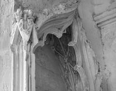 P7200870 (badger_beard) Tags: st johns church churches conservation trust green street duxford cambridge cambridgeshire south cambs crocketing finial niche decorative north chapel