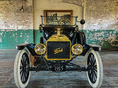 1915 Ford Model T Touring at Ford Piquette Avenue Plant Detroit MI (mbell1975) Tags: detroit michigan unitedstatesofamerica 1915 ford model t touring piquette avenue plant mi us usa american america museum ave factory automobile auto vehicle motor company motors antique historic