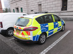 Mersey Tunnels Police Ford S-Max (DK62 VRT) (Neil 02) Tags: merseytunnelspolice fordsmax dk62vrt policecar policevehicle emergencyservices liverpool merseyside