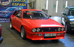 Lancia Beta Monte-Carlo // 7188 BCZ (baffalie) Tags: auto voiture ancienne vintage classic old car coche retro expo espagne sport automobile racing motor show collection club course race circuit spain spanish fiera