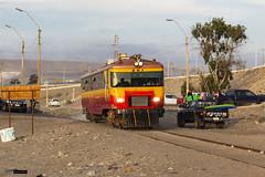 Autovagón 261 | Arica (Felipe Radrigán) Tags: tren ferrocarril train railroad railway railcar buscarril sentinel arica tacna chile peru chinchorro 261
