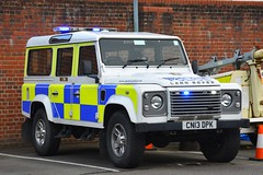 CN13 DPK (S11 AUN) Tags: gwent police heddlu land rover defender 110 4x4 anpr traffic car rpu roads policing unit 999 emergency vehicle cn13dpk
