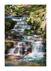 Lumsdale Falls (PeteZab) Tags: nature water fall waterfall motionblur landscape lumsdalefalls peterzabulis derbyshire rocks cascade flowing