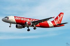 Philippines AirAsia - Airbus A320-214 / RP-C3227 @ Manila (Miguel Cenon) Tags: airasia airasia320 airasiaph airasiaa320 airplane airplanespotting apegroup appgroup airport airbus airbusa320 a320 ppsg planespotting philippines manila nikon naia rpll d3300 narrowbody twin twinengine sky fly flying wings cockpit jet aircraft grass city building skyscraper road rpc3227