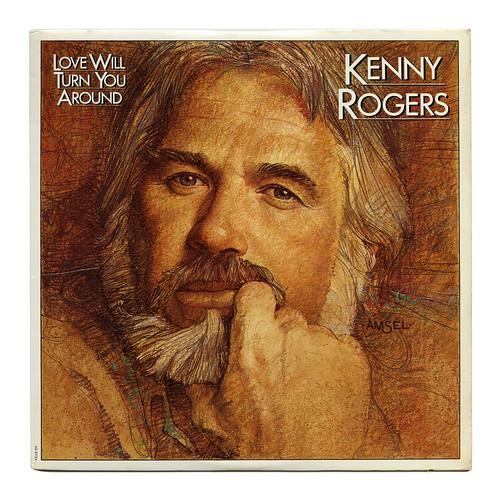 Kenny Rogers fan photo