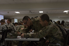 07_20_2019_5BC_MR_TURNER-7 (armyrotcpao) Tags: cst2019 mapreading basic camp cadetsummertraining fortknox armyrotc