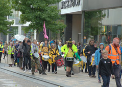 Extinction Rebellion march through Preston in climate change protest (Tony Worrall) Tags: preston lancs lancashire city welovethenorth nw northwest north update place location uk england visit area attraction open stream tour country item greatbritain britain english british gb capture buy stock sell sale outside outdoors caught photo shoot shot picture captured ilobsterit instragram photosofpreston urban candid people person picturesinthestreet photosofthestreet protest rebel street climate saturday extinctionrebellion march climatechangeprotest fishergate