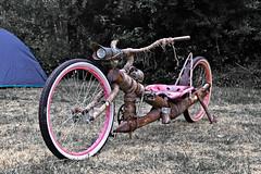 Wooden 'drag' bicycle ... (6504) (Le Photiste) Tags: clay woodendragbicycleoptionalfeatureslikecupholderandaxbicyclestand woodendragbicycle cupholder axbicyclestand woodenbicycle woodenbike oldstyleweekendfoxwolde foxwoldethenetherlands oddvehicle oddtransport rarevehicle mostrelevant mostinteresting perfectview beautiful bike bicycle afeastformyeyes aphotographersview autofocus artisticimpressions alltypesoftransport blinkagain beautifulcapture bestpeople'schoice bloodsweatandgear gearheads creativeimpuls cazadoresdeimágenes canonflickraward digifotopro damncoolphotographers digitalcreations django'smaster friendsforever finegold fairplay greatphotographers groupecharlie peacetookovermyheart clapclap hairygitselite ineffable infinitexposure iqimagequality interesting inmyeyes livingwithmultiplesclerosisms lovelyflickr myfriendspictures mastersofcreativephotography niceasitgets photographers prophoto photographicworld planetearthtransport photomix soe simplysuperb showcaseimages slowride simplythebest simplybecause thebestshot thepitstopshop theredgroup thelooklevel1red themachines transportofallkinds vividstriking wow wheelsanythingthatrolls yourbestoftoday oddbike