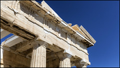 _SG_2019_05_0701_IMG_0892 (_SG_) Tags: hellas greece greek troundtrip holiday ancient temple archeologic buidling history architecture archeological theater historic mainland acropolis athens citadel unesco world heritage side building parthenon