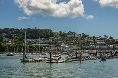 Looking across to Kingswear (Gary S Bond) Tags: great britain united kingdom 2019 a65 alpha dart dartmouth devon england june river riviera shabbagaz sony south uk water west greatbritain unitedkingdom