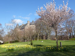 Wallace Tower, Seaton Park, Aberdeen (luckypenguin) Tags: scotland aberdeen seatonpark park tower