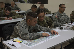 Fifth Regiment Basic Camp Map Reading (armyrotcpao) Tags: cst2019 mapreading basic camp cadetsummertraining fortknox armyrotc