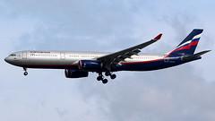 Aeroflot Airbus A330-343 VQ-BQZ (turkhavakancolle) Tags: bangkok กรุงเทพมหานคร ท่าอากาศยานสุวรรณภูมิ กรุงเทพ aviation avgeek aircraft airbus airbusa330 a333 suvarnabhumi thailand ประเทศไทย ไทย planespotters airplane russia aeroflot аэрофлот росси́я
