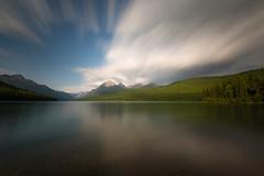 Passing Moments at Bowman Lake (Ken Krach Photography) Tags: bowmanlake glaciernationalpark