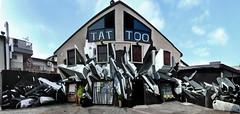 """Ink"" (r.i.p.) (v3rbo.com) Tags: graffiti graffuturism lettering mural streetart"