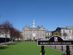 Robert Gordon's College, Abderdeen (luckypenguin) Tags: scotland aberdeen