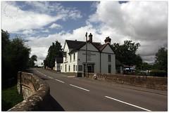 The Navigation Inn (zweiblumen) Tags: thenavigationinn inn tavern pub gnosall staffordshire england uk canoneos50d polariser bridge canal