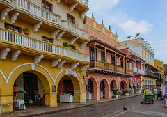 Cartagena-1-20 (Michael Yule - I Can See For Miles) Tags: cartagena colombia outdoors southamerica buildings architecture travel tourist tourism art nikond7100 18105mmlens
