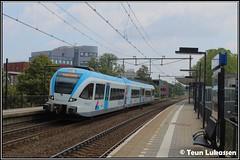 Breng GTW-D 5046, Arnhem Velperpoort (17-07-2019) (Teun Lukassen) Tags: breng gtwd 5046 achterhoek arnhem velperpoort treinen trains züge