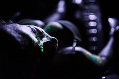 (BoomShakalaka86) Tags: schwarzlicht portrait österreich bodyshot d500 menschen blacklight 35mm uv summer girl nikon f18 woman outdoors nikkor dessous outdoor prime