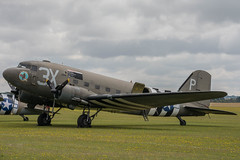 Left Side, Douglas C47A (DC3 Dakota), 3X-P Drag em oot, Flying Legends (Peter Cook UK) Tags: c47a 2100882 drag aviaition douglas flying 3xp airshow oot dc3 dakota show air aircraft n473dc legends 2019 em duxford