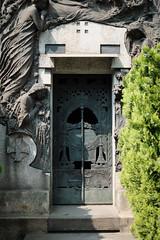 2019-07-20_monumentale_0255 (Alessandro Amodio) Tags: cimitero statue esterni tombe milano lombardia italia