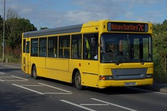 Photo of Yellow Fever: Trustybus (ex Yellow Buses 510) Dennis Dart SLF/Alexander Pointer Dart SN55HSG Stansted Road Stansted Mountfitchet 20/07/19