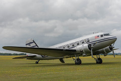 Douglas DC3 Dakota, N877MG, Pan Am Livery, Flying Legends (Peter Cook UK) Tags: air am livery aircraft dakota pan dc3 aviaition show flying douglas n877mg airshow 2019 legends duxford