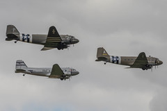 Douglas C47A/DC3 Formation, Flying Legends (Peter Cook UK) Tags: c47a 2100882 s6 drag aviaition douglas flying 3xp airshow air am pan dc3 dakota show em oot n473dc legends 2019 aircraft duxford