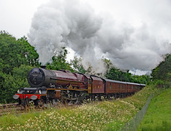 Long To Rain Over Us (ARG_Flickr) Tags: 6201 princesselizabeth cumbrianmountainexpress