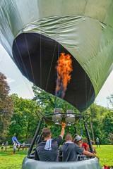 A lot of hot air (mgstanton) Tags: hotairballoon balloons decordova museum summer
