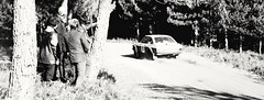 Citroën National Rally, January 1986 (beareye2010) Tags: citroennationalrally 1986 1980s ringwood warehamforest dorset motorrallying rallyinginthe1980s stevecoomkas petercollinson rs2000 fordescortrs2000
