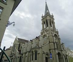 exterior Iglesia de San Pedro y San Pablo Catedral catolica Berna Suiza 02 (Rafael Gomez - http://micamara.es) Tags: exterior iglesia de san pedro y pablo catedral catolica berna suiza