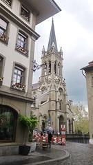 exterior Iglesia de San Pedro y San Pablo Catedral catolica Berna Suiza 01 (Rafael Gomez - http://micamara.es) Tags: exterior iglesia de san pedro y pablo catedral catolica berna suiza