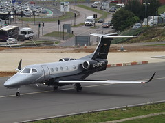 D-CFHZ Embraer Phenom 300-505 (DAS Private Jets) (Aircaft @ Gloucestershire Airport By James) Tags: luton airport dcfhz embraer phenom 300505 das private jets bizjet eggw james lloyds